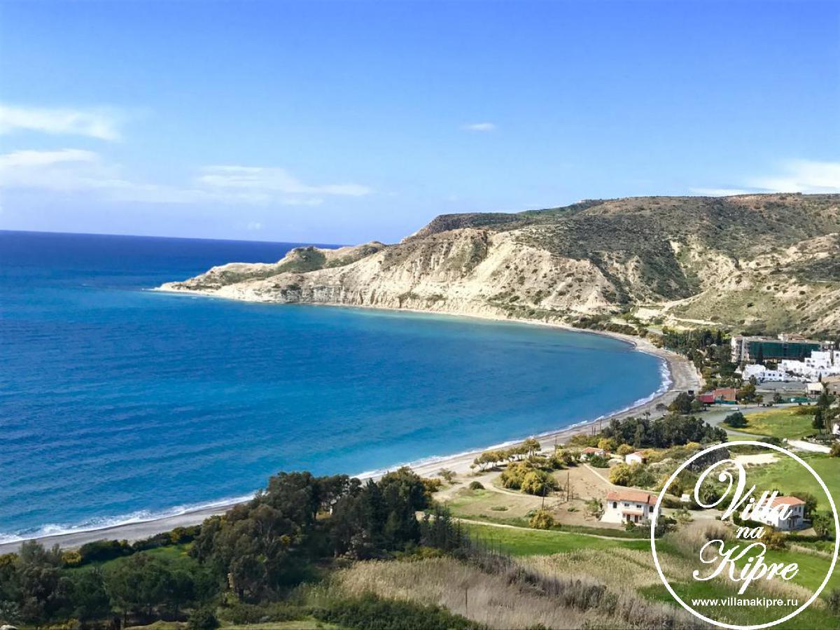 Расположенная между Лимассолом и Пафосом, Писсури - живописная греческая деревушка.