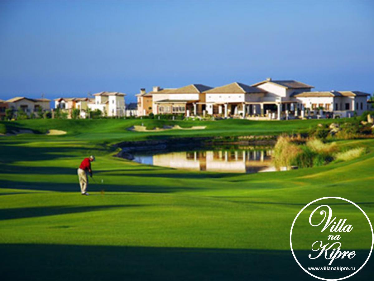 И климат, и рельеф острова словно бы самой природой созданы для игры в гольф.